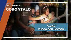 Tradisi Jual Beli Pisang dan Kacang Desa Payunga Batudaa Gorontalo