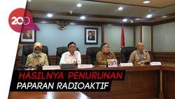 Bersihkan Limbah Radioaktif, Batan-Bapeten Angkut 107 Drum
