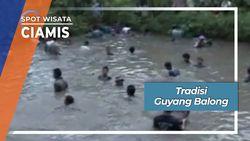 Guyang Balong, Tradisi Tangkap Ikan Desa Sindangrasa Banjarsari Ciamis