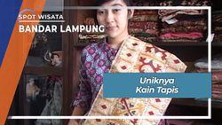 Kain Tapis Berbenang Emas Bandar Lampung