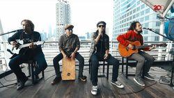 9 Tahun Vakum, Steven & Coconut Treez Comeback dengan Lagu Fallin