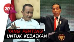 Puji Bahlil, Jokowi Tak Masalah Namanya Dicatut soal Investasi
