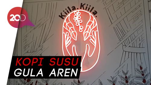 Ngopi Sore dengan Menu Sehat di Kiila Kiila Cafe