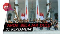 Poyuono Yakin Jokowi Akan Reshuffle: Ahok Mungkin Jadi Menteri BUMN
