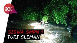 Updated! 7 Tewas dalam Insiden Siswa yang Hanyut di Sleman