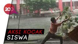 Viral Avatar Kendalikan Angin Muncul di Blitar