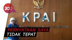 Komisioner KPAI Sitti Hikmawatty Minta Maaf Soal Kehamilan di Kolam Renang
