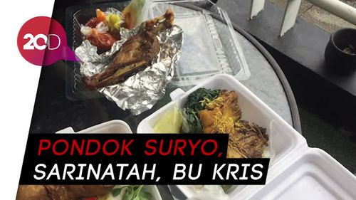 Battle 3 Bebek Goreng Surabaya, Mana Paling Lezat?