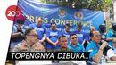 Tampang 5 Orang di Balik Berdirinya Pabrik Pil Narkoba di Bandung