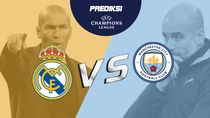 PSSI: Strategi Zidane untuk Hadapi Man City yang Ambyar