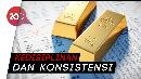 Milenial Investasi Emas, Siapa Takut?