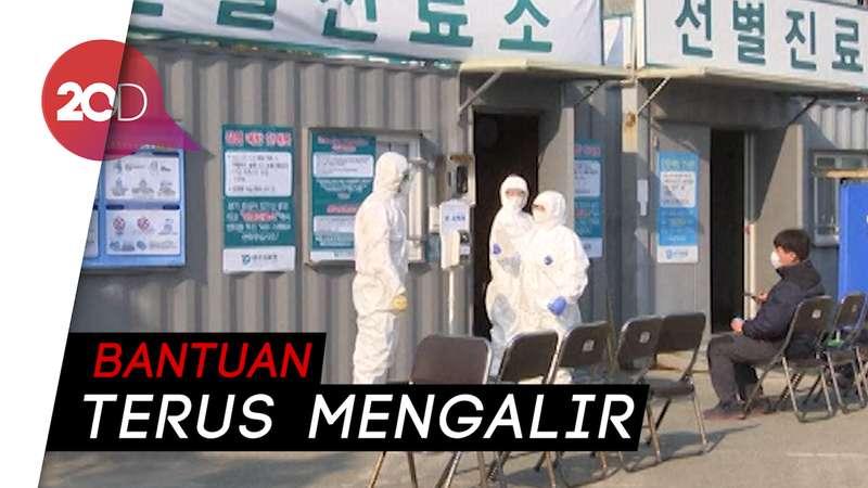 BTS SUGA Donasi Rp 1,2 M  untuk Bantu Korban Corona