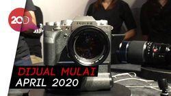 Makin Bandel, Fujifilm X-T4 Dibanderol Rp 26,9 Juta