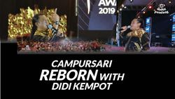 Sebentar Lagi, Campursari Reborn With Didi Kempot