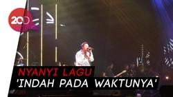 Duet Bareng Fans, Rizky Febian Hampir Pingsan di BNI Java Jazz