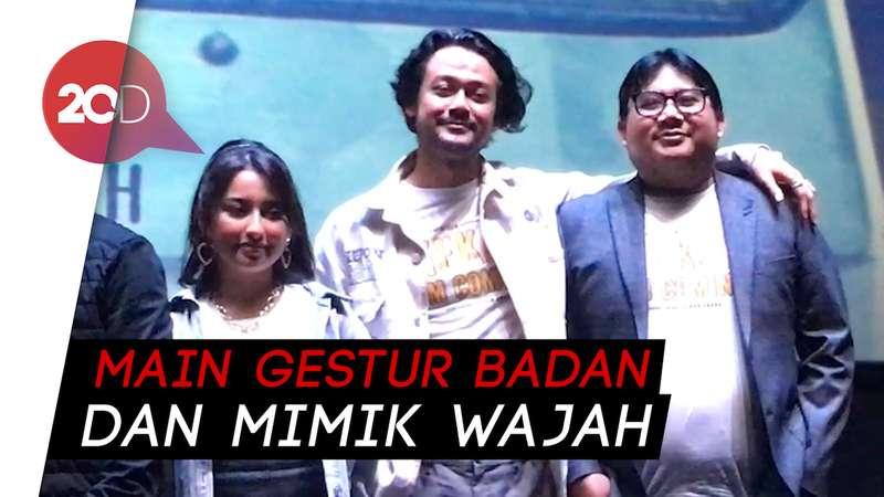 Dwi Sasono Kesulitan Main Film Tanpa Dialog