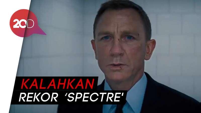No Time to Die Bakal Jadi Film Durasi Terpanjang di James Bond