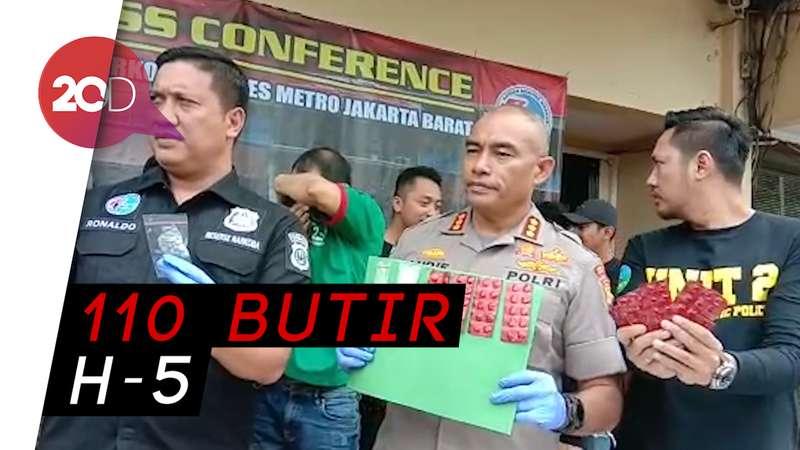 Penyuplai Narkoba Vitalia Shesya Ditangkap Polisi