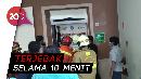 Detik-detik Evakuasi 17 Orang Terjebak di Lift Jaktim