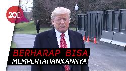 Donald Trump: Tak Ada Kematian di AS Akibat Corona