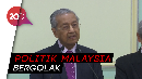 Usai Mundur, Kini Mahathir Ajukan Diri Jadi Kandidat PM Lagi