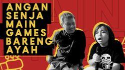 Dibantu Cholil ERK, Mampukah Angan Senja Menjawab Quiz Berbahasa Indonesia?