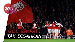 VAR Bantu Arsenal Menang dari West Ham
