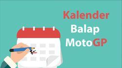 Kalender Balap MotoGP 2020