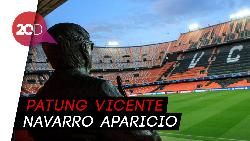 Penonton yang Tak Biasa di Laga Tertutup Valencia vs Atalanta