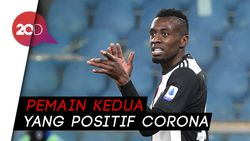 Pemain Juventus Blaise Matuidi Positif Corona!