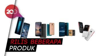 Nokia Tancap Gas Rilis Produk Terbaru di Tengah Wabah Corona