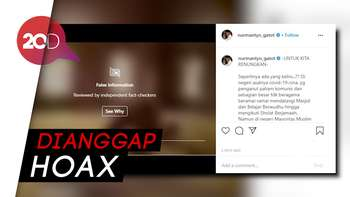Unggahan Gatot Nurmantyo soal Makmurkan Masjid Disensor Instagram