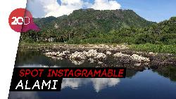 Memukaunya Pantai Taraujung Manjene di Sulawesi Barat