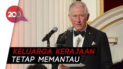 Kondisi Pangeran Charles Usai Dinyatakan Positif Corona