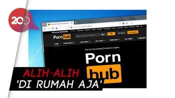 Waduh! Akses Situs Porno Ikut Melejit Saat Pandemi Corona