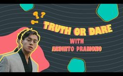 Main Truth or Dare, Ardhito Kesal Netizen Bahas Twit 10 Tahun Lalu