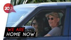 Dikabarkan Sembuh dari Corona, Tom Hanks dan Istri Pulang ke Amerika