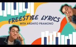 Buat Lagu Tentang Kucing, Begini Gaya Ardhito Main Freestyle Lyrics