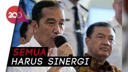 Jokowi Minta Kepala Daerah Ikuti PSBB, Jangan Gerak Sendiri