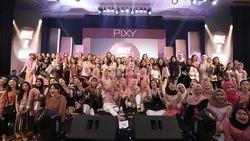 Seru! Acara Pixy Steal the Spotlight Medan Dipadati Pengunjung