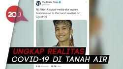 Aksi Kocak Bintang Emon Viral hingga Disorot Media Asing