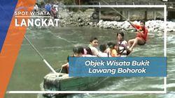 Objek Wisata Bukit Lawang Bohorok, Langkat