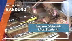 Berburu Oleh-oleh khas Bandung, Jawa Barat