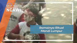 Ramainya Ritual Mandi Lumpur, Ngawi