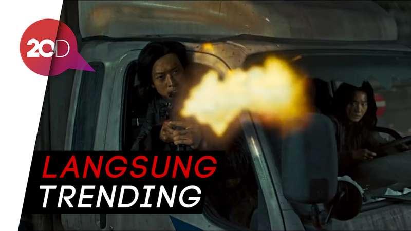 Tegang! Trailer Peninsula, 4 Tahun Setelah Train to Busan