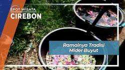Meriah Tradisi Mider Buyut Desa Bulak Arjawinangun Cirebon