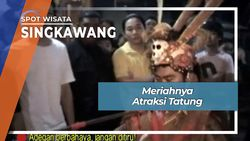 Tatung Singkawang Kalimantan Barat