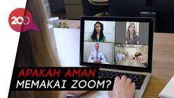 Kontroversi Aplikasi Zoom: Isu Pembajakan hingga Jual-Beli Data