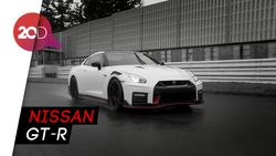 Seberapa Buas Nissan GT-R yang Dipakai Wakil Jaksa Agung?