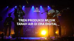 Tren Produksi Musik Tanah Air di Era Digital